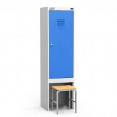 Металлический шкаф для раздевалок ШРЭК-21-530 ВСК