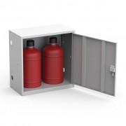 Шкаф для газовых баллонов ШГР 27-2