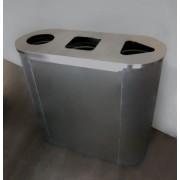 """Урна для раздельного сбора мусора """"Акцент-3 Н"""""""
