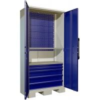 Шкафы инструментальные тяжелые АМН ТС