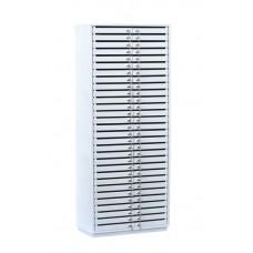 Абонентский шкаф на 60 ячеек