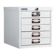 Шкаф для офиса ПРАКТИК MDC-A4/315/5