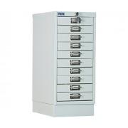 Шкаф для офиса ПРАКТИК MDC-A4/650/10