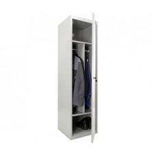 Металлический шкаф для раздевалок ПРАКТИК ML 11-50 (базовый модуль)