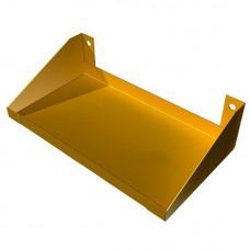 Полка укороченная для верстака металлического
