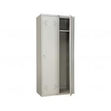 Металлический шкаф для раздевалок ПРАКТИК LS-21-80U