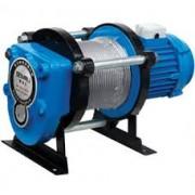 Электрические монтажно-тяговые механизмы