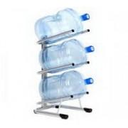 Стеллаж для хранения бутылей с водой