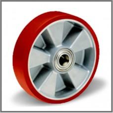 Рулевые колеса 180х50 (полиуретан/алюминий)