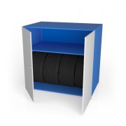 Шкаф металлический для хранения шин ШМ-3