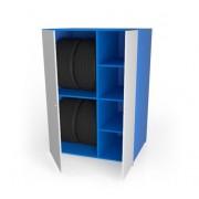 Шкаф металлический для хранения шин ШМ-7