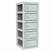 Шкаф для хранения моб. телефонов ШМТ-05Д
