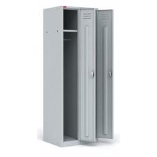 Модульный металлический шкаф для раздевалок ШРМ - 22М/800