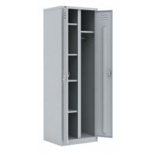 Металлический шкаф для раздевалок ШРМ-22У