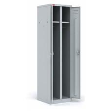 Металлический шкаф для раздевалок ШРМ-С/500