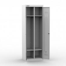 Металлический шкаф для раздевалок ТМ 12-60 по ГОСТу