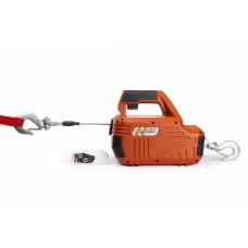 Лебедка электрическая переносная TOR SQ-04 250 кг 8,0 м 220 В с пультом