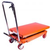 Подъемный стол TOR PTS1500 г/п 1500кг, подъем 500-1700мм