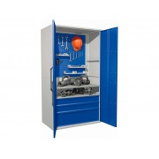 Тяжелый модульный шкаф HARD 2000-062012